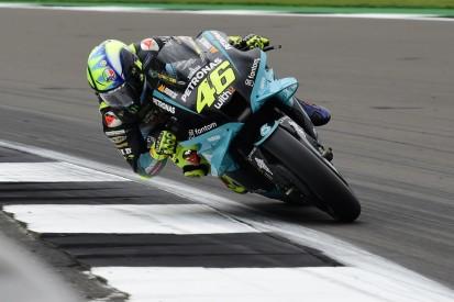 """""""Reifen verbrannt"""": Warum Rossi in Silverstone chancenlos zurückfiel"""
