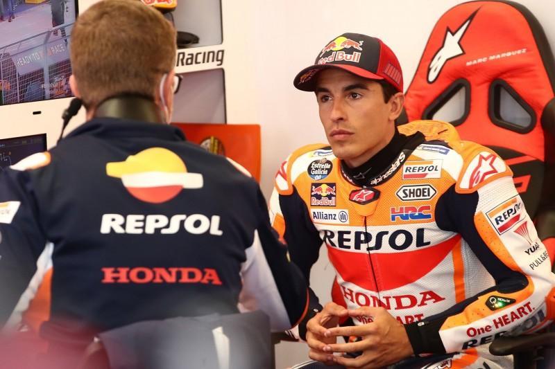 """""""Komplett mein Fehler"""": Marc Marquez erklärt Silverstone-Kollision mit Martin"""