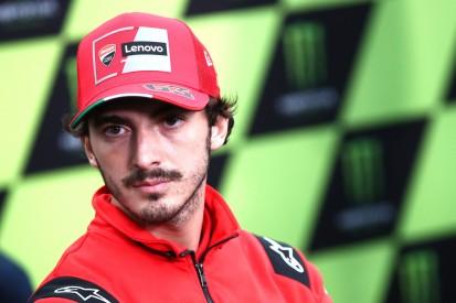 """""""So schnell wie ein Moto2-Pilot"""" - Warum Francesco Bagnaia durchgereicht wurde"""