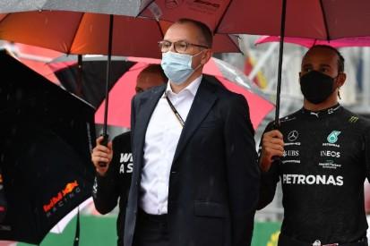 F1-CEO Domenicali: Kein kommerzieller Grund für Zwei-Runden-Show