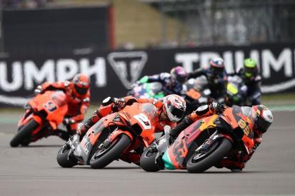 Brad Binder auf P6, Tech 3 in den Top 10: Das Fazit von KTM nach Silverstone
