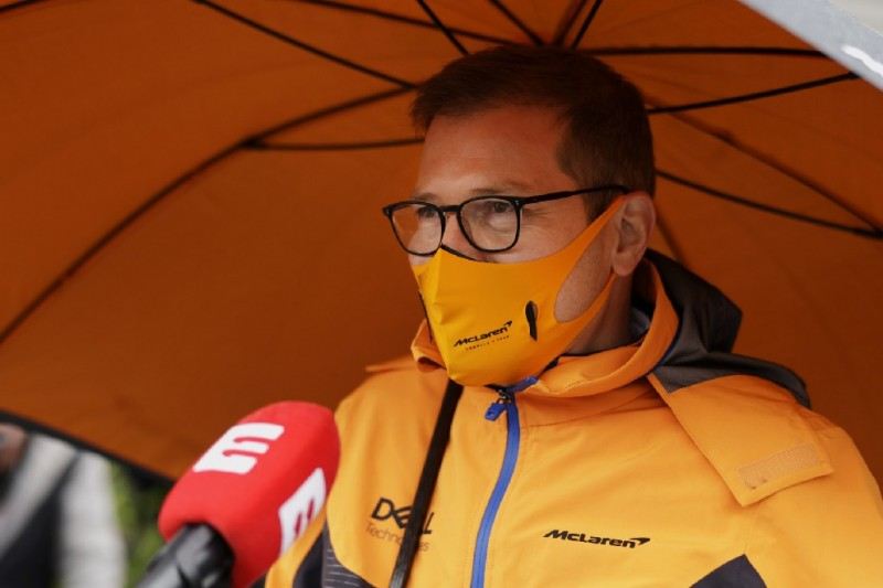 McLaren-Teamchef Seidl: Dann müssen wir Indoor-Rennen fahren