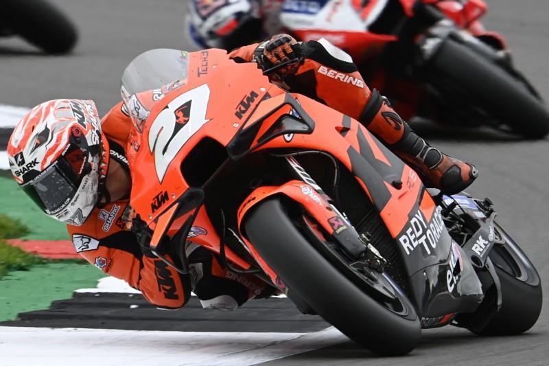 """Iker Lecuona stolz auf """"bestes Rennen in der MotoGP"""" - Zukunft weiter ungewiss"""