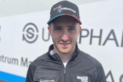 Joel Eriksson wird neuer Fahrer beim Team 75 Bernhard