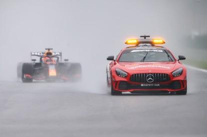 Pierre Gasly fordert: F1-Autos müssen weniger Gischt erzeugen