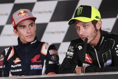 """""""Weitere 20 oder 30 Jahre notwendig"""" - Rossi kann Marquez nicht verzeihen"""