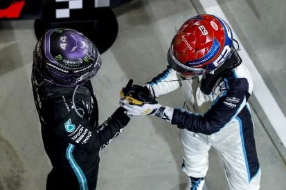 Formel-1-Liveticker: Lewis Hamilton: Instagram-Panne mit George Russell!