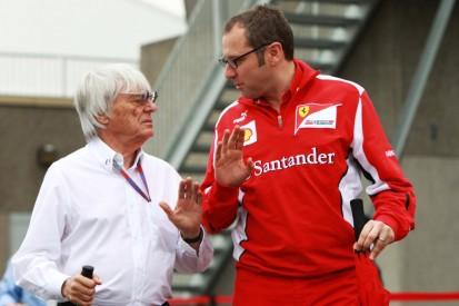 Bernie Ecclestone glaubt der Formel 1 nicht: Ging's doch nur ums Geld?
