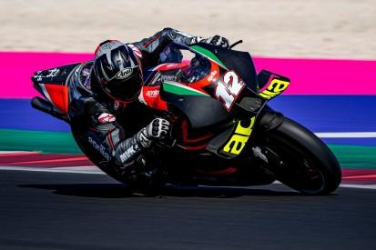 Aprilia bestätigt: Maverick Vinales fährt ab Aragon die MotoGP-Saison zu Ende