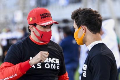 Carlos Sainz: Zum Geburtstag vom Ferrari-Team hereingelegt