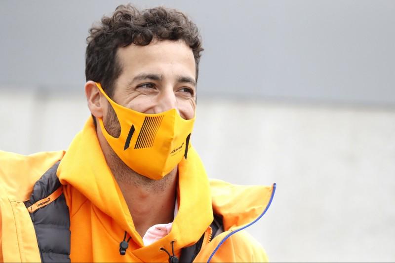 Daniel Ricciardo: Sommerpause hat mir gut getan