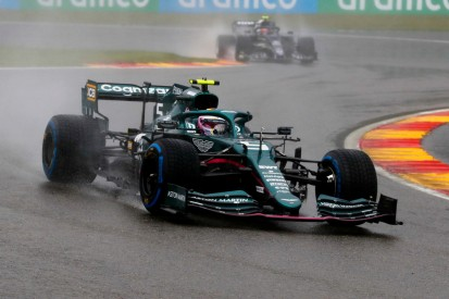 Vettel und Alonso erklären: Darum war die Sicht in Belgien das große Problem