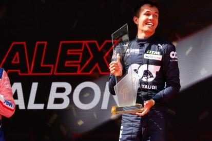 Red-Bull-Planänderung: Warum Albon nun doch bei DTM in Spielberg fährt