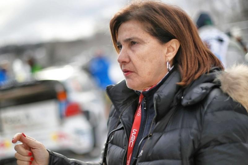 Negative Kommentare über die W-Serie: Michele Mouton erntet Kritik