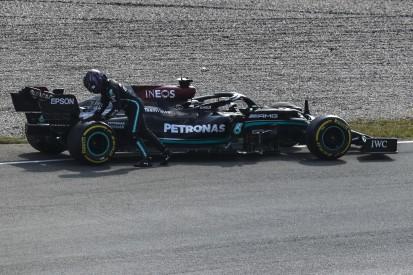 F1 Zandvoort 2021: Zwei Mercedes-Motoren geben den Geist auf!