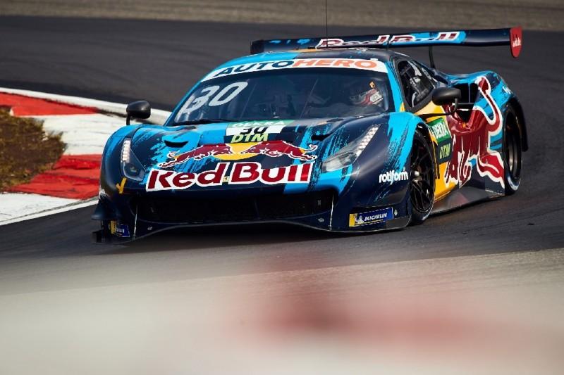 DTM-Training Spielberg: Red-Bull-Pilot Lawson Schnellster vor Debütant Paul