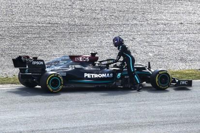 """Nur 20 Runden für Lewis Hamilton in Zandvoort: """"Nicht das Ende der Welt"""""""