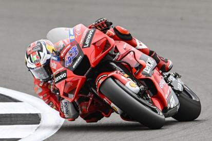 Jack Miller: Silverstone-Vergleich zeigt Ducatis Fortschritte