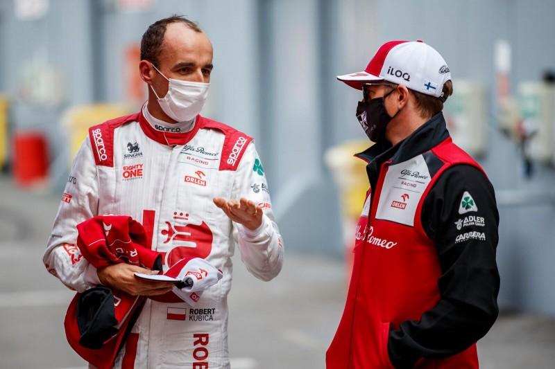 Kubica-Comeback für Alfa Romeo: Kimi Räikkönen muss Zandvoort auslassen!