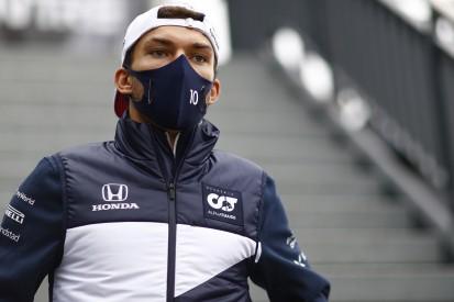 Pierre Gasly sieht ein: Red Bull ist mit Verstappen & Perez zufrieden