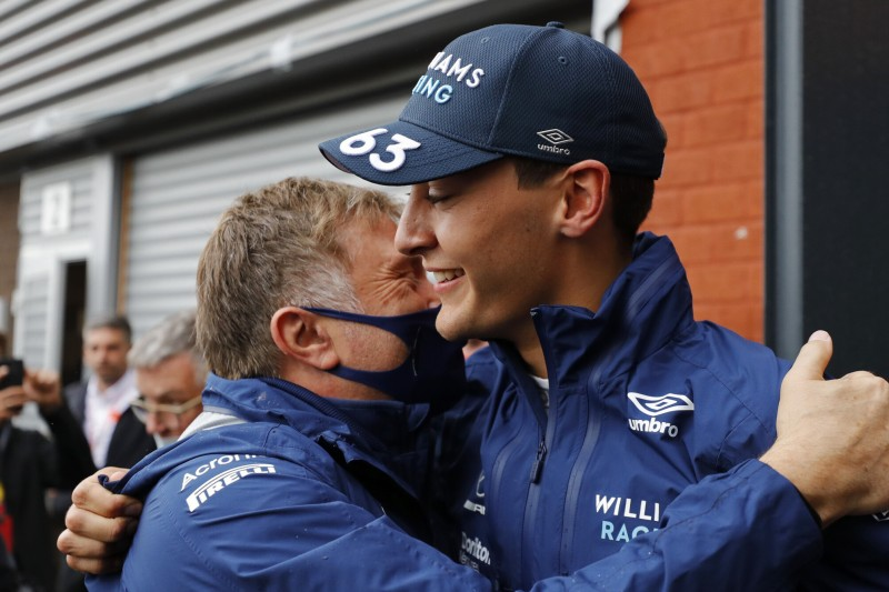 """Williams-Fahrerentscheidung für 2022: Jost Capito hat """"keinen Zeitdruck"""""""