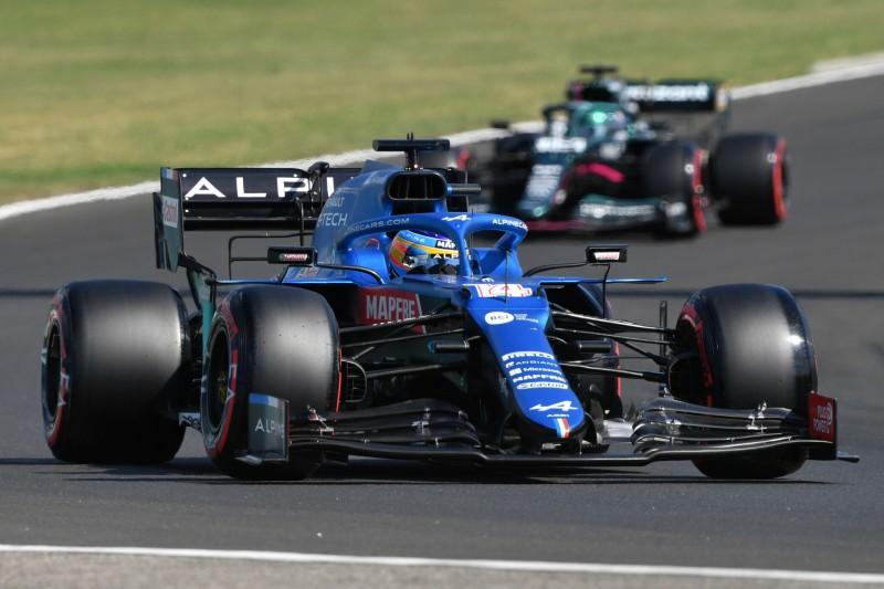 Aston Martin stellt klar: Haben Fernando Alonso kein Cockpit angeboten