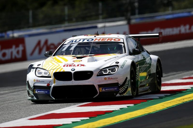 DTM-Qualifying Spielberg 2: Marco Wittmann sorgt für BMW-Pole