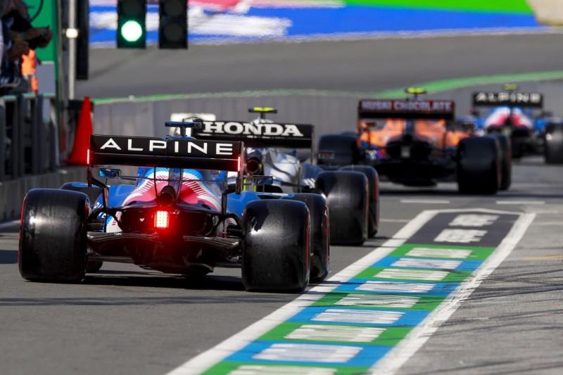 Warum Alonso in Zandvoort mit einem turbulenten Rennen rechnet