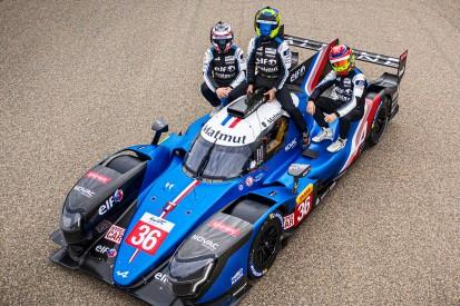 Alpine: Formel-1-Fahrer derzeit kein Thema für Le Mans