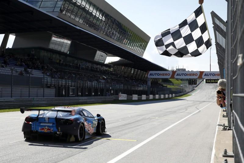 DTM-Rennen Spielberg 2: Zweiter Sieg für Lawson nach Duell mit Wittmann