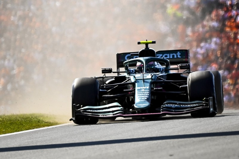 "Sebastian Vettel: ""Nicht das erste Rennen, das Murks war"""