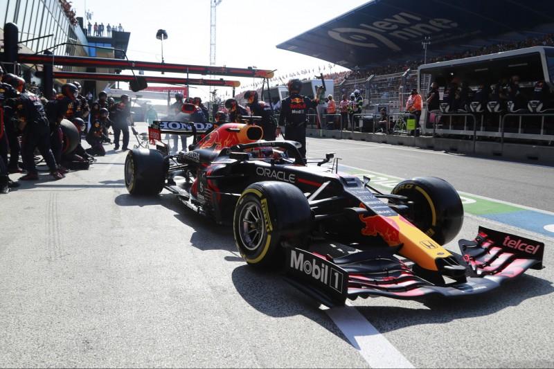 Red Bull: Mercedes hat sich beim Boxenstopp sehr fair verhalten