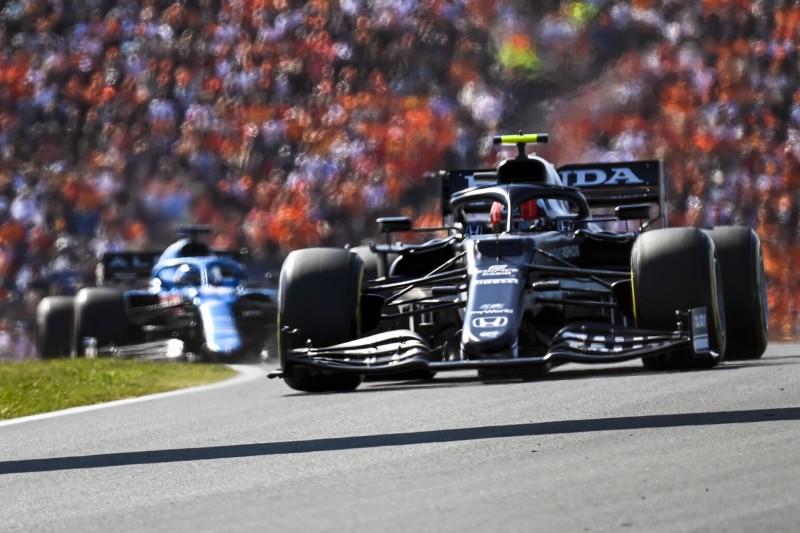 Gasly stolz: Ich hoffe, ihr habt das Manöver gegen Alonso gesehen!