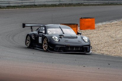 Neuer Porsche 911 GT3 R vor SP9-Debüt in VLN/NLS 2021
