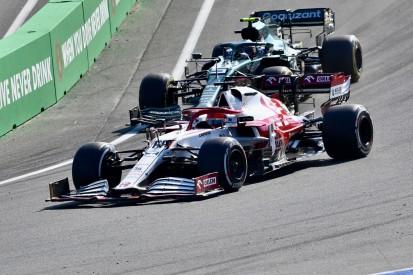 """Kubica auf P15: """"Zum ersten Mal seit 2010 wieder Rennen gefahren!"""""""