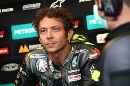 Valentino Rossi: Spürt er wie Hamilton Nachwirkungen von Covid?