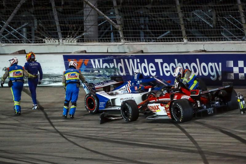 Nach brenzligen Situationen: Zieht die IndyCar-Rennleitung die Zügel an?