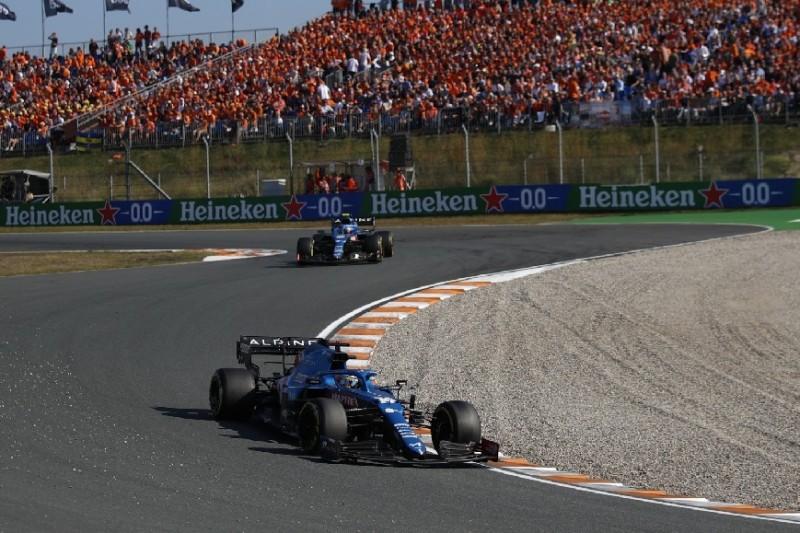 Fernando Alonso: Mann des Rennens wäre beinahe abgeflogen