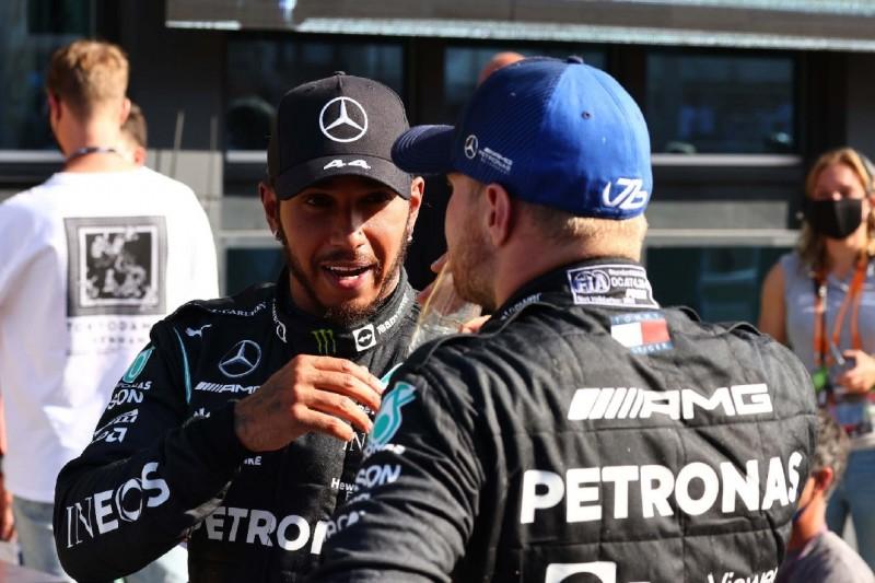 """Hamilton über Bottas: """"Bester Teamkollege, den ich je hatte"""""""