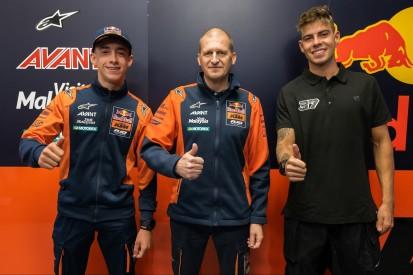 Offiziell: Shootingstar Pedro Acosta fährt 2022 im Ajo-Team in der Moto2-Klasse