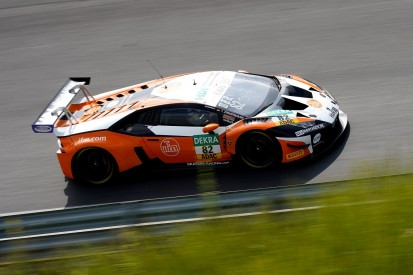 Grasser beim ADAC GT Masters Lausitzring nur mit drei Autos