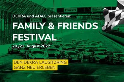 ADAC GT Masters 2022 mit Fan-Festival am Lausitzring