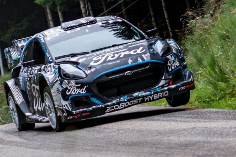 Drei Modi: Details zum WRC-Hybridsystem der Rally1-Autos ab 2022