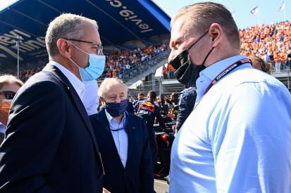 """Domenicali: Zandvoort hat gezeigt, Fahrer bilden """"Seele"""" der Formel 1"""