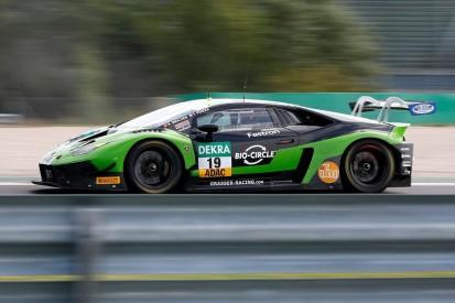 ADAC GT Masters Lausitzring 2021: Lamborghini-Doppelspitze zum Auftakt