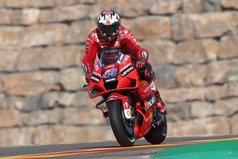 MotoGP Aragon FT2: Miller toppt den Freitag - Marc Marquez stürzt