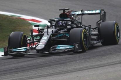 F1 Monza 2021: Starke Mercedes-Autos beim Trainingsauftakt