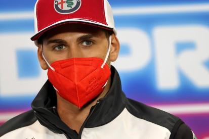 """Ferrari-Teamchef: Giovinazzi """"verdient Formel-1-Cockpit"""" für 2022"""