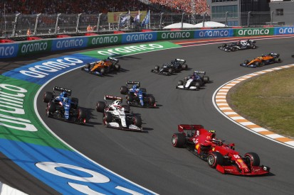 Fernando Alonso: Nach Zandvoort traurig über Trend der abfallenden Kurven
