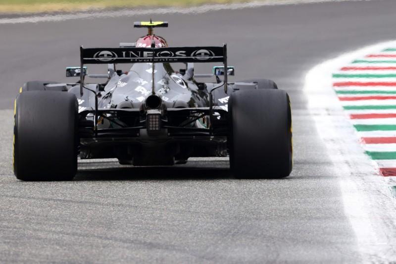 Mercedes nimmt Gridstrafe in Kauf: Bottas erhält vierten Motor in Monza